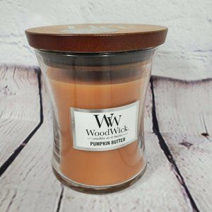 WoodWick 9.7 oz Pumpkin Butter Jar Candle